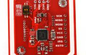 Escudo de RFID Lector NFC PN5332 Chico