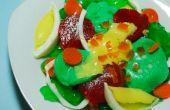 Ensalada de gelatina