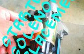 Reemplazar un solenoide de arranque (Honda Civic 1999, motor D15B).