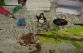 ¿Cómo hacer un Wheezy y Lenny mini réplicas de Toy Story