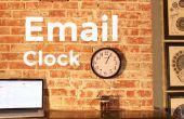 Correo electrónico control de reloj con Arduino Yun y cómo devolver mensajes no leídos como un entero.