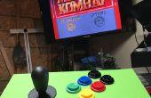 Hackear Pads SNES a hacer controladores de estilo Arcade de Retropie