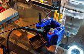3D impreso soldadura estación cuna accesorio