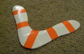 Boomerang de la cinta del conducto