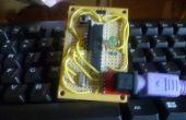 El teclado PS/2 de Arduino inteligente interfaz