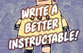 Escribir un instructivo mejor!