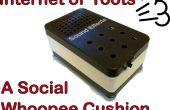 Internet de Toots (IoT): Social Whoopee cojín