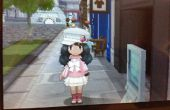 Pokemon X & Y entrar en la Boutique alta costura