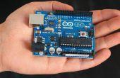 La aplicación de escritorio de Arduino en java en LAN