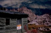 Cabin to Nowhere
