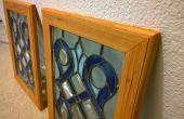 Reutilizar marcos de vidrieras