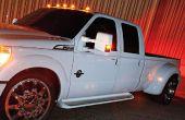 Cómo instalar camión cabina LED luces de techo