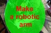 Hacer un brazo robótico