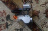 Cómo hacer un Simple lanzador de misil para el NXT de LEGO