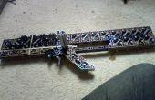 Verdadero Rifle de Raikou de AST Bolt-Action