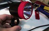 Lámpara de la bicicleta del tomate (SSC P7)