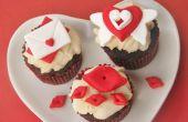 Envío todo mi amor Cupcake Topper Tutorial