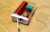 Cómo crear una linterna de LED recargable