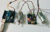 Arduino - Grove I2C Driver Motor