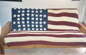Manta de bandera americana