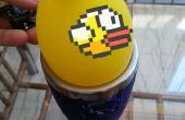 Control de FlappyBird con un globo, cómo utilizar el barómetro Arduino Sensor para la entrada de