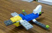 LEGO X-302 Jet Experimental