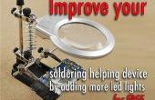 Cómo mejorar tu ayuda de dispositivo de soldadura gratis