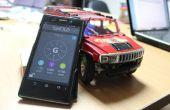 Hackear mi coche de RC con Arduino y Android Smart Phone