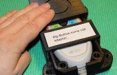 Botón de llamada de enfermera de hospital gigante 3D impreso