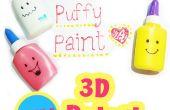 Pintura Puffy casera DIY!