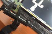 Cómo hacer un 3D impreso prensa PCB!