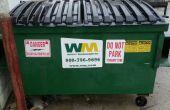 Dumpster Diving para diversión y beneficio! (aunque sobre todo la diversión)