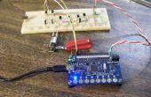 Control motor bidireccional de inicio rápido