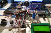 Joystick control cámara