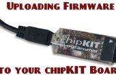 Cargar Firmware en sus placas chipKIT