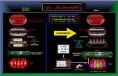 EMERGENCIA del RGB LED FLASHER
