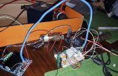 Control de robot tanque-unidad básica sobre Bluetooth con mbed para el Freescale K64F