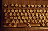 Hacer un teclado de Steampunk - victoria chico estilo!