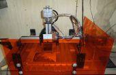 Shapeoko 2, Arduino UNO R3, grbl 9g, de 8 bits del grabado del Laser diodo foto