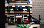 Edificio Modular LEGO casa/restaurante