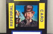 Hice un miembro tarjeta de referencia en TechShop San Jose