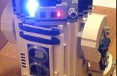 LEGO R2D2 Led y sonido Mod