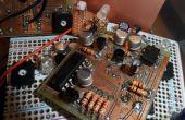 RGB LED fundido BTA3O clase proyecto