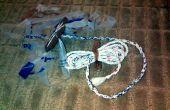 Útil y Durable 7 cable (cable) de bolsas de plástico