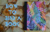 Cómo enlazar un libro