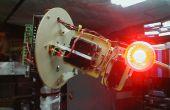 Cómo crear simple animatronics-primera parte: utilizando el controlador MAKE