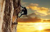 ¿Así que quieres comenzar la escalada en roca?
