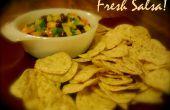 Cómo hacer Salsa fresca