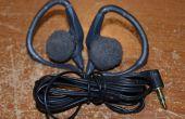 Binaural micrófono auricular AKA holophonic, 3d estéreo, micrófonos bin aural. Por menos de $10