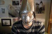 Cómo hacer una máscara de Robot de vanguardia